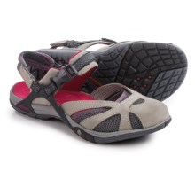 Merrell Azura Wrap Sport Sandals (For Women) in Wild Dove - Closeouts