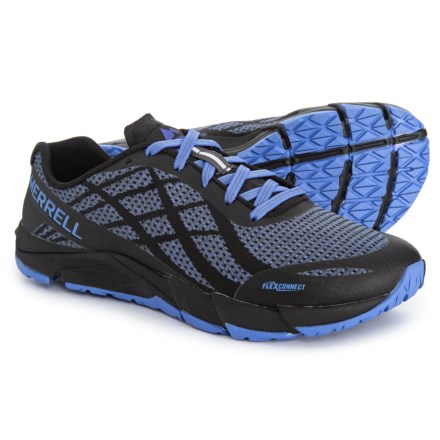 meet c78fe 1ae92 Merrell Bare Access Flex Shield Training Shoes (For Women) in Black/White -