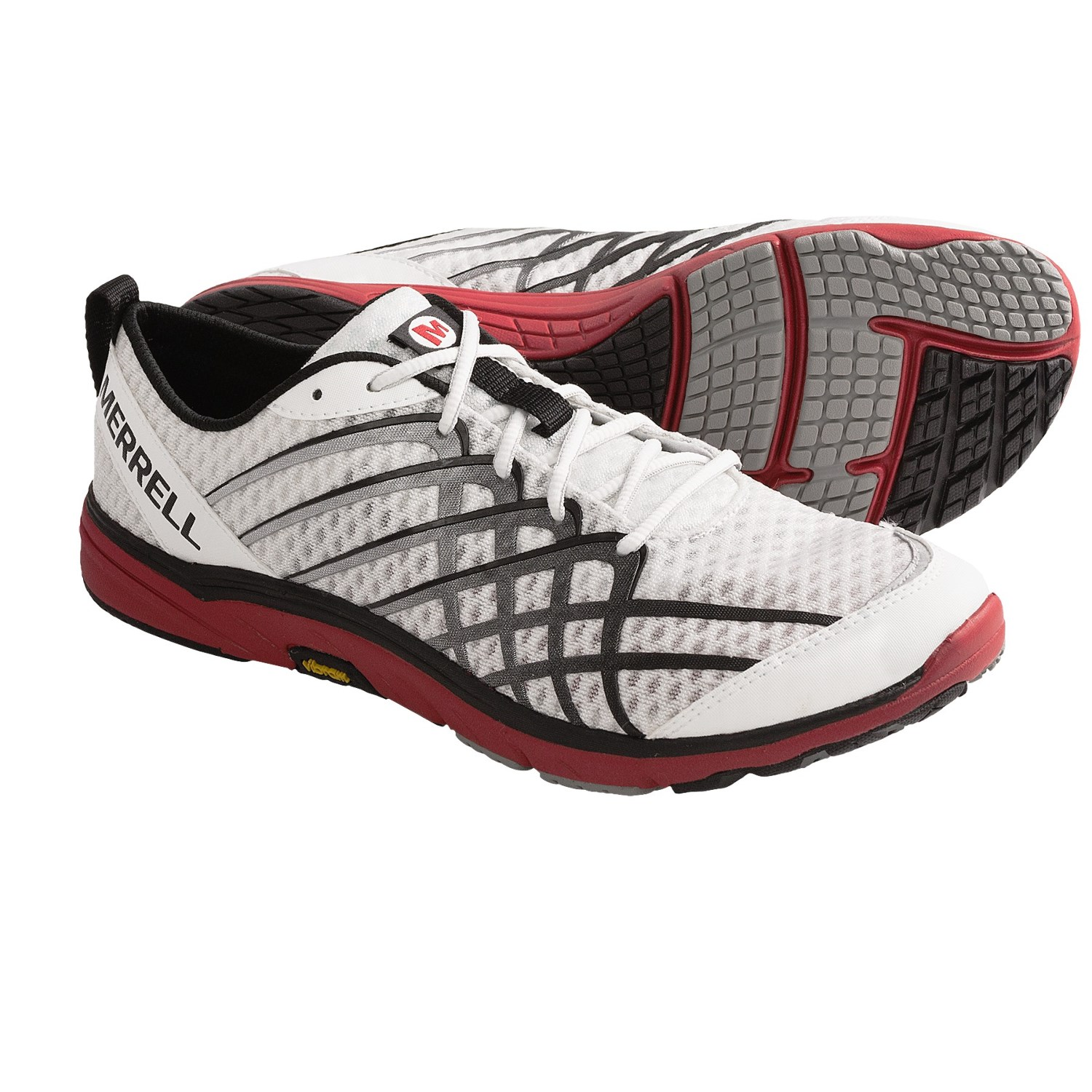Merrell Barefoot Bare Access 2 Running Shoes - Minimalist ...