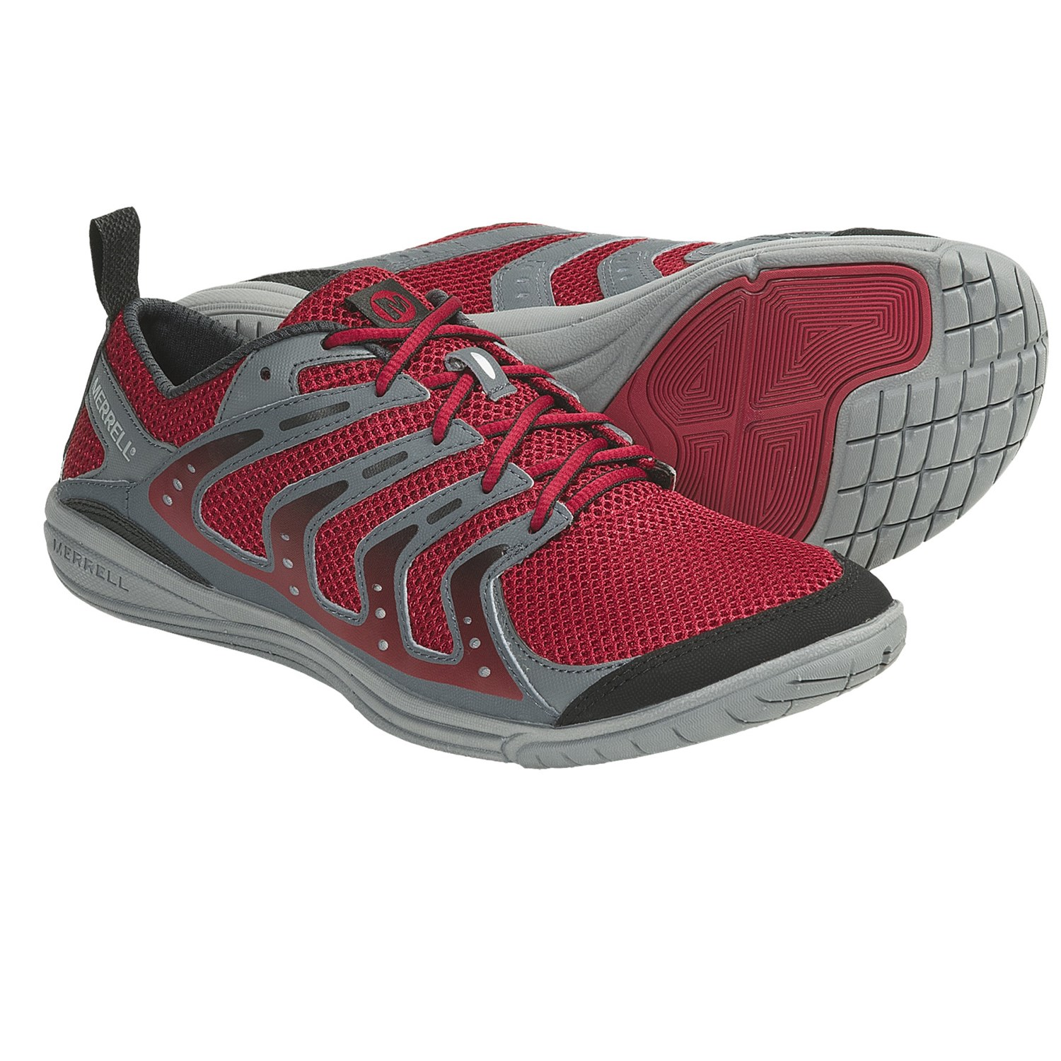merrell barefoot bare access running shoes minimalist