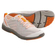 Merrell Barefoot Run Bare Access Arc 2 Running Shoes (For Women) in White/Orange - Closeouts