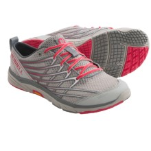 Merrell Barefoot Run Bare Access Arc 3 Running Shoes - Minimalist (For Women) in Ice/Paradise Pink - Closeouts