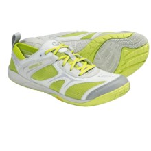 Merrell Barefoot Run Dash Glove Shoes - Minimalist (For Women) in Lime Zest - Closeouts