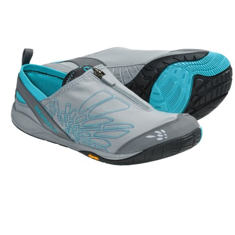 Merrell Barefoot Run Tempo Glove Shoes - Minimalist (For Women) in Castle Rock