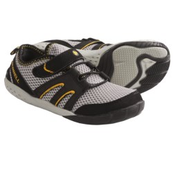 Merrell Barefoot Trail Glove Running Shoes - Minimalist (For Kids and Youth) in Granite