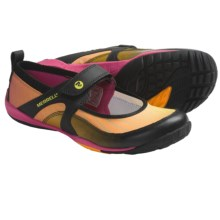 Merrell Barefoot Train Lithe MJ Glove Shoes - Minimalist (For Women) in Cosmo Pink - Closeouts