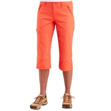 Merrell Belay Capris - UPF 50+ (For Women) in Nectarine - Closeouts