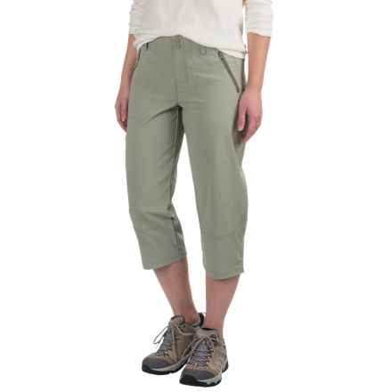 Merrell Belay Capris - UPF 50+ (For Women) in Seagrass - Closeouts
