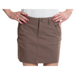Merrell Belay Opti-Wick® Skirt - UPF 50+ (For Women) in Oyster