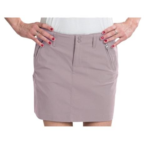 Merrell Belay Opti-Wick® Skirt - UPF 50+ (For Women) in Oyster