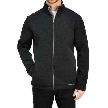 Merrell Big Sky Jacket (For Men) in Black - Closeouts