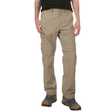 Merrell Bravesun Convertible Pants - UPF 40+ (For Men) in Timber Wo - Closeouts