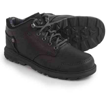 Merrell Brevard Leather Chukka Boots (For Men) in Black - Closeouts