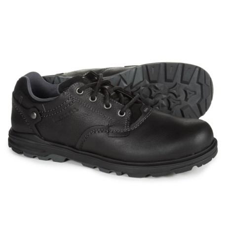 Merrell Brevard Oxford Shoes - Nubuck (For Men) in Black