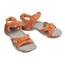 Merrell Cabo Sport Sandals (For Women) in Pumpkin - Closeouts