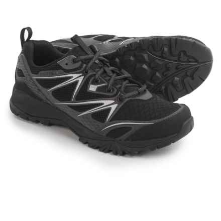 Merrell Capra Bolt Air Hiking Shoes (For Men) in Black - Closeouts