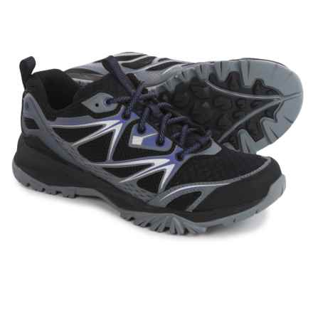 Merrell Capra Bolt Air Hiking Shoes (For Women) in Black - Closeouts