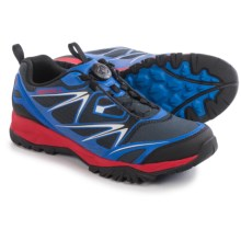 Merrell Capra Bolt BOA® Trail Running Shoes (For Men) in Blue - Closeouts
