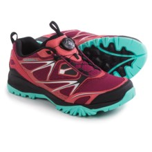 Merrell Capra Bolt BOA® Trail Running Shoes (For Women) in Bright Red - Closeouts