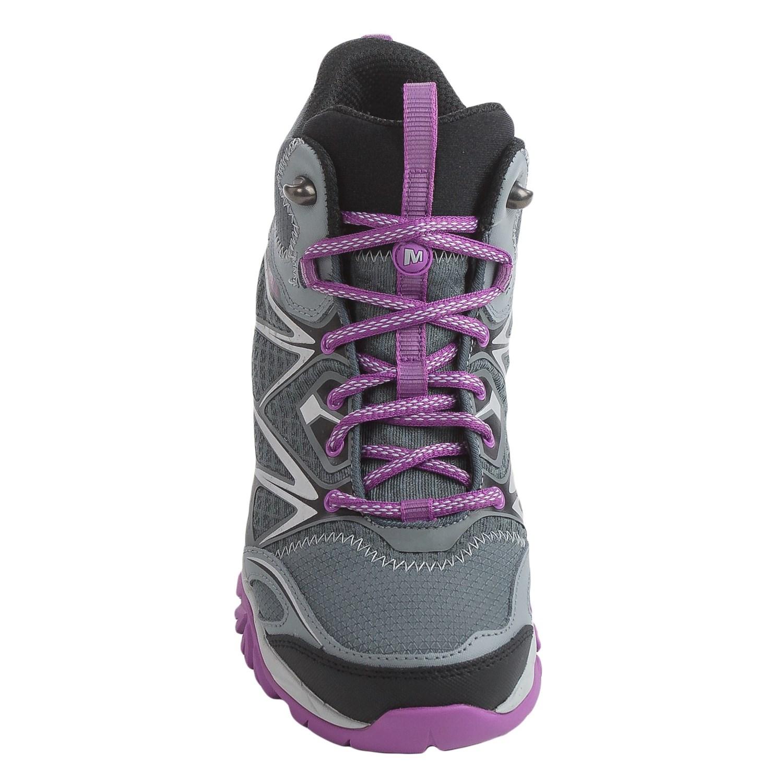 Merrell Capra Bolt Hiking Shoes Waterproof For Men