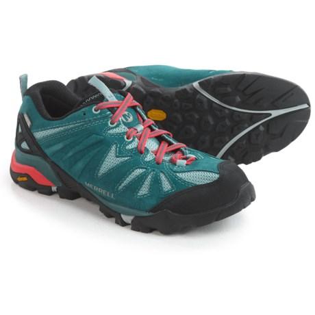 Merrell Capra Hiking Shoes - Waterproof (For Women)