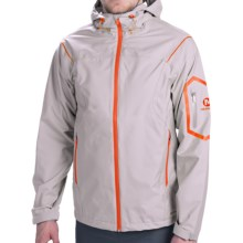 Merrell Capra Jacket - Waterproof (For Men) in Ash - Closeouts