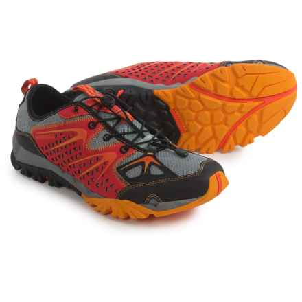 Merrell Capra Rapid Hiking Shoes (For Men) in Bright Red - Closeouts