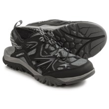 Merrell Capra Rapid Sieve Sport Sandals (For Women) in Black - Closeouts