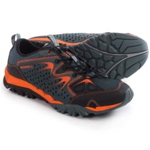Merrell Capra Rapid Water Shoes (For Men) in Dark Slate - Closeouts