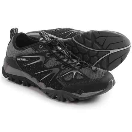 Merrell Capra Rapid Water Shoes (For Women) in Black - Closeouts