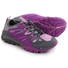 Merrell Capra Rapid Water Shoes (For Women) in Grey - Closeouts
