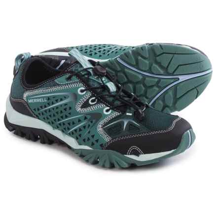 Merrell Capra Rapid Water Shoes (For Women) in Sagebrush Green - Closeouts