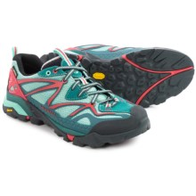 Merrell Capra Sport Gore-Tex® Hiking Shoes - Waterproof (For Women) in Dragonfly - Closeouts