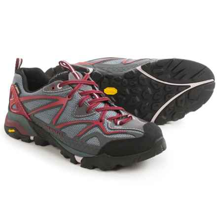 Merrell Capra Sport Gore-Tex® Hiking Shoes - Waterproof (For Women) in Turbulence - Closeouts