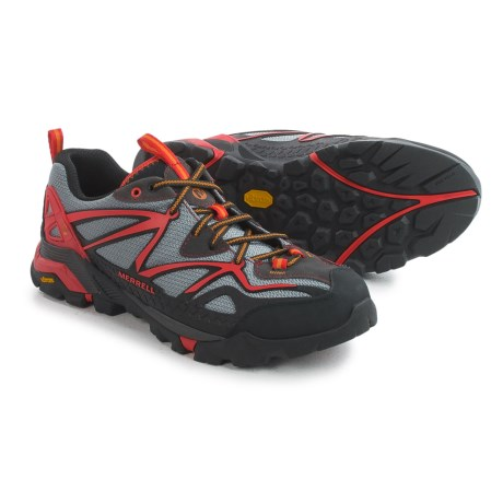Merrell Men S Capra Hiking Shoes Reviews
