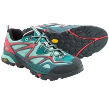 Merrell Capra Sport Hiking Shoes (For Women) in Dragonfly - Closeouts