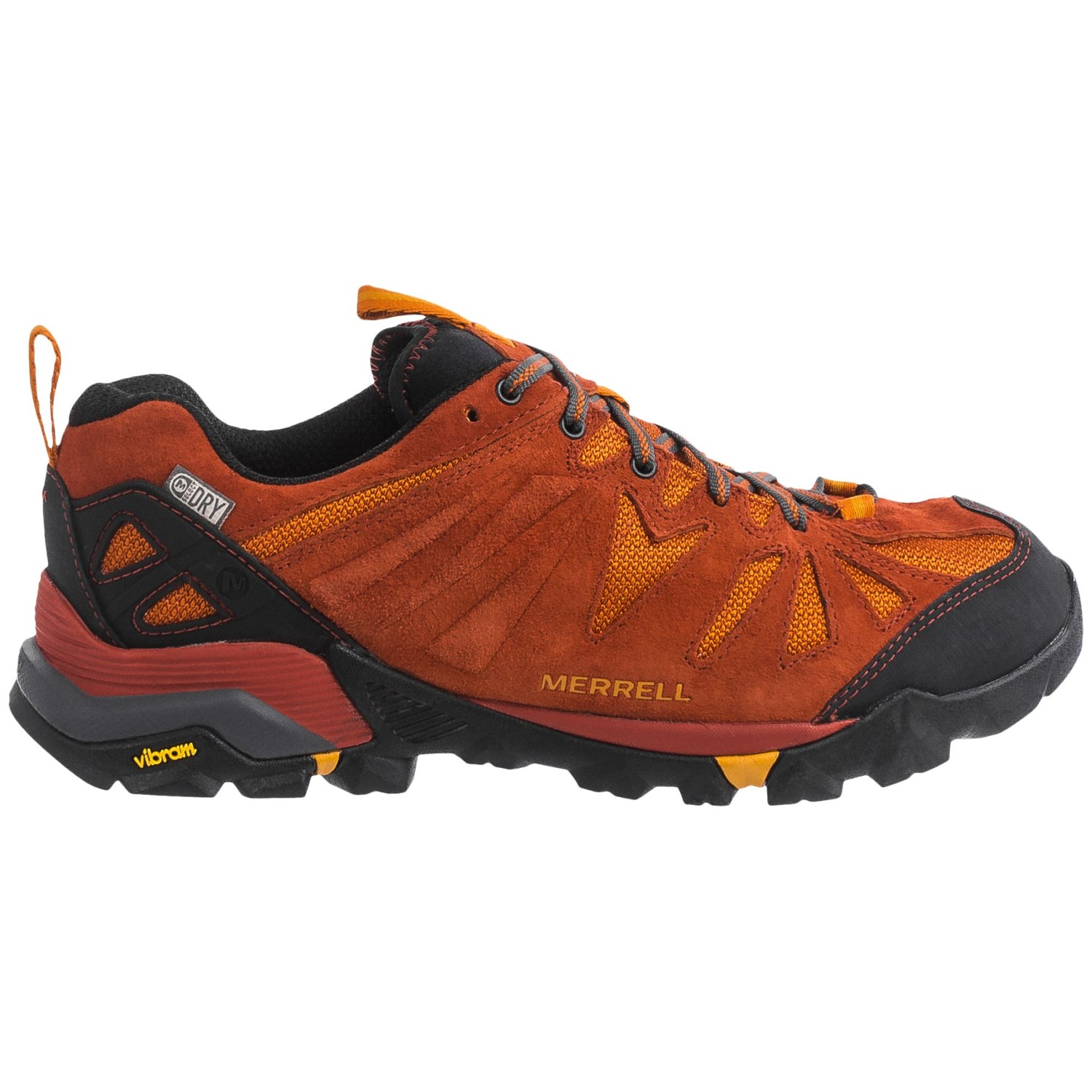 merrell capra trail hiking shoes for men save 35. Black Bedroom Furniture Sets. Home Design Ideas
