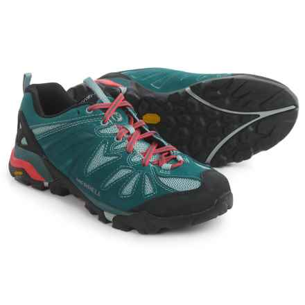 Merrell Capra Trail Shoes (For Women) in Dragonfly - Closeouts
