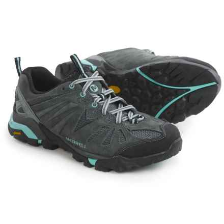 Merrell Capra Trail Shoes (For Women) in Granite - Closeouts