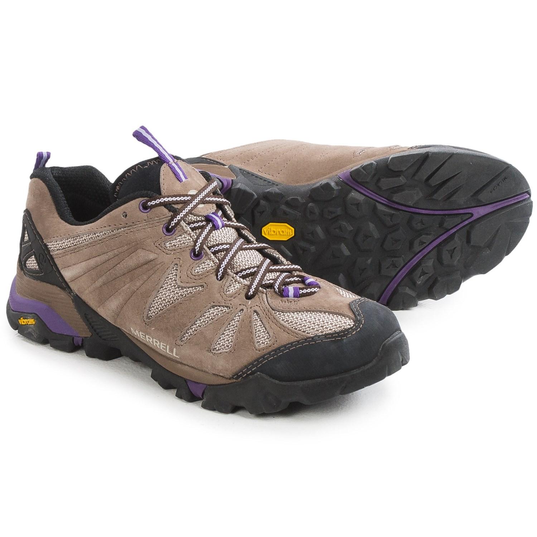 Kids Trail Shoes Merrell