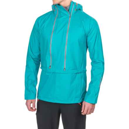 Merrell Capra VaporVENT 2.5L Jacket - Waterproof (For Men) in Caneel Bay - Closeouts