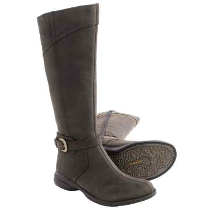 Merrell Captiva Buckle-Up Snow Boots - Waterproof (For Women) in Espresso - Closeouts