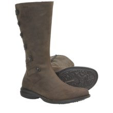 Merrell Captiva Launch Boots - Leather (For Women) in Cinnamon - Closeouts