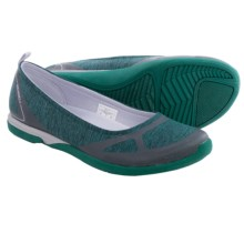 Merrell Ceylon Ballet Flats (For Women) in Teal/Lilac - Closeouts