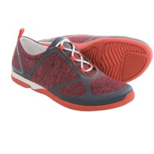 Merrell Ceylon Lace Shoes (For Women) in Cayenne/Grey - Closeouts