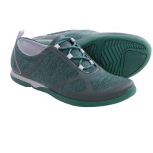 Merrell Ceylon Lace Shoes (For Women) in Teal/Lilac - Closeouts