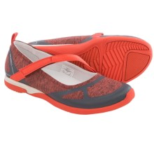 Merrell Ceylon Mary Jane Shoes (For Women) in Cayenne/Grey - Closeouts