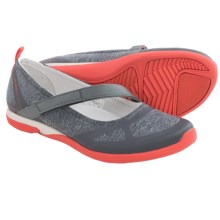Merrell Ceylon Mary Jane Shoes (For Women) in Monument/Red - Closeouts