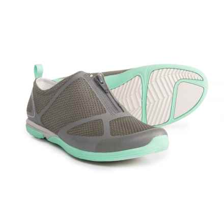 Merrell Ceylon Sport Zip Shoes (For Women) in Castlerock - Closeouts