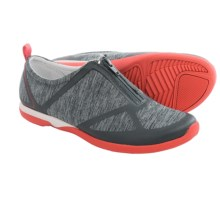 Merrell Ceylon Zip Shoes - Slip-Ons (For Women) in Monument/Red - Closeouts